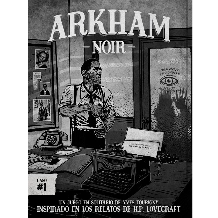 Arkham Noir - The Witch Cult Murders (T.O.S.) -  Ludonova