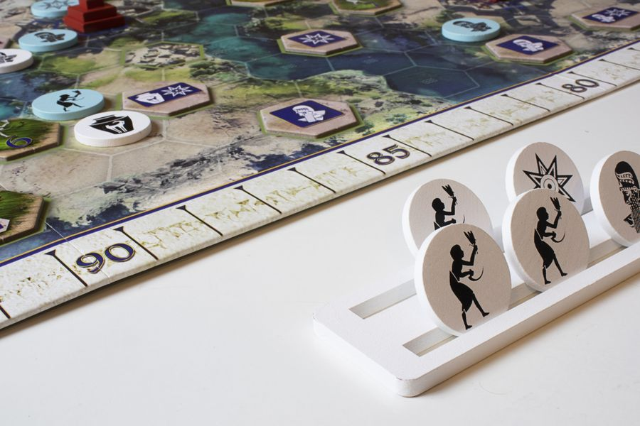 Componentes del juego