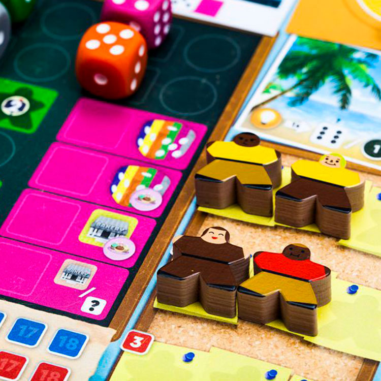 Game detail